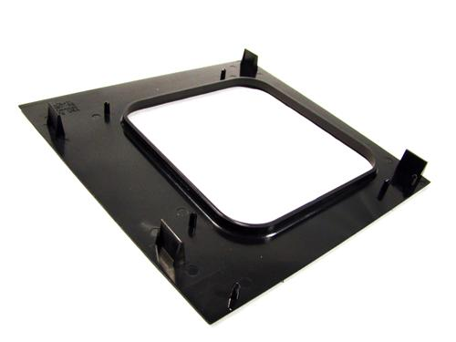 Mustang Shifter Bezel for Manual Transmission (87-93)