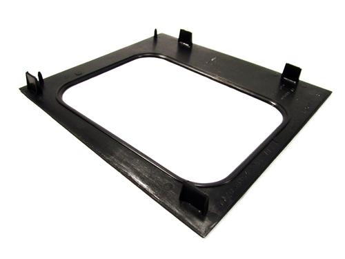 Mustang Shifter Bezel for Automatic Transmission (87-93) E7ZZ-6104424-A