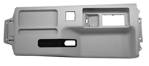 Mustang Console Top Panel w/ Power Mirrors (87-93) E7ZZ-6104490-D