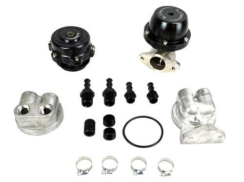 On 3 Performance Mustang Turbo Kit (05-09) 4.6