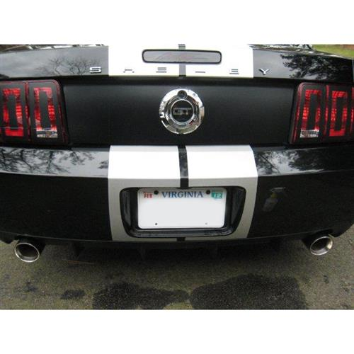 2005-2009 Mustang Blackout Trunk Panel