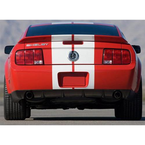 Mustang Shelby GT500 Style Wing  (05-09)