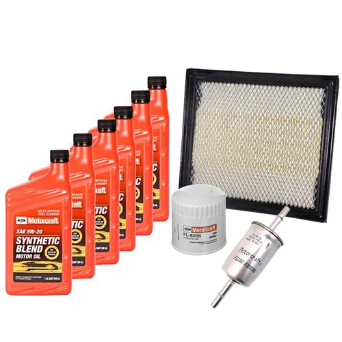 Motorcraft Mustang Maintenance Kit (05-09) GT - Motorcraft Mustang Maintenance Kit (05-09) GT