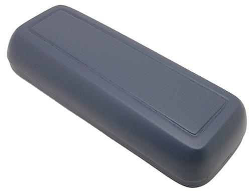 Mustang Console Arm Rest Pad Gray  (79-86)