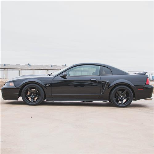 Mustang 03 Cobra Wheel - 17X9 Black (94-04)