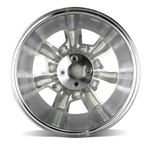 Mustang 5 Lug 93 Cobra Wheel LH - 17x8.5 Chrome (94-04) - Mustang 5 Lug 93 Cobra Wheel LH - 17x8.5 Chrome (94-04)