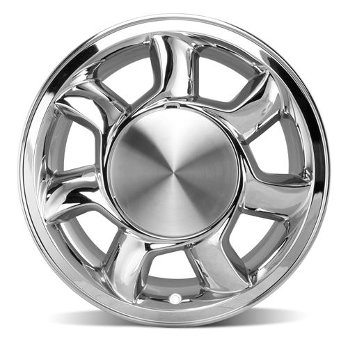 Mustang 5 Lug 93 Cobra Wheel Rh