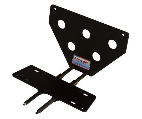 2010-12 Mustang GT/V6 Detachable License Plate Bracket  Emailing You Description And Pics. Vendor Number Is Sns4 for Reference On The Email.