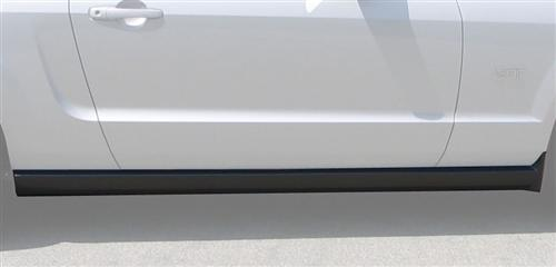 Mustang GT Rocker Molding - RH  Paint To Match (05-09) 310176BPTM