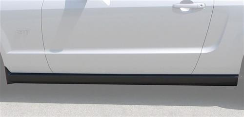 Mustang GT Rocker Molding - LH Paint To Match (05-09) 310177BPTM