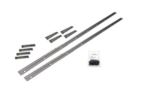 Mustang 10 Piece Ground Effects Bracket Kit (87-93)