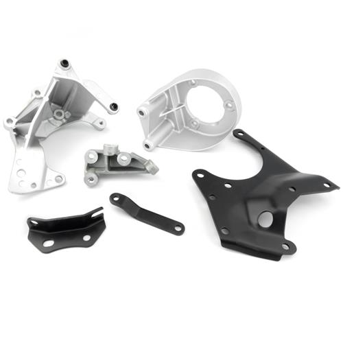 Mustang Engine Accessory Bracket Kit (85-93) 5.0