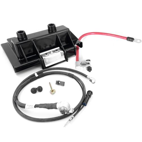 Mustang Battery Tray & Cable Kit (87-93) 5.0