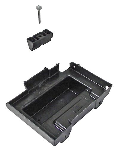 Mustang Battery Tray Kit 87 93 E7zz 10732