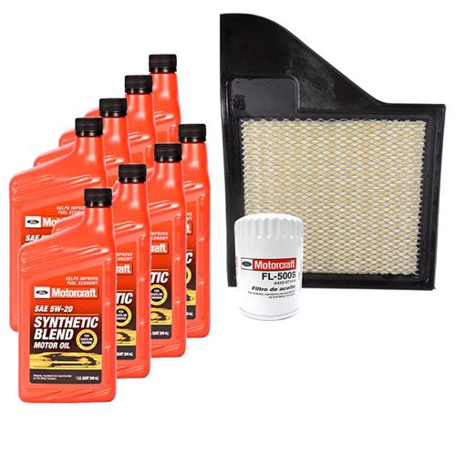 Motorcraft Mustang Maintenance Kit (11-14) 5.0