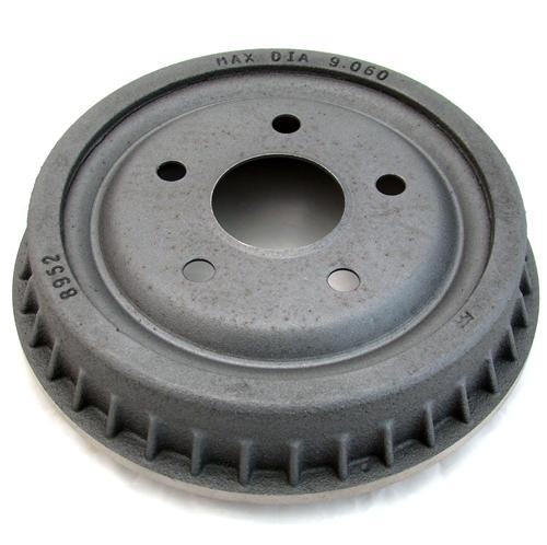 Mustang Mustang Finned 5-Lug Rear Brake Drum (79-93) 123.65023