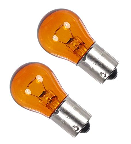 Mustang Amber Turn Signal Bulbs (87-93) LX