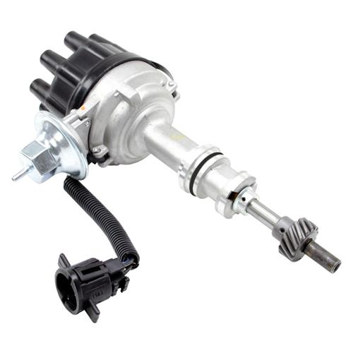 1979-84 Mustang 5.0L Distributor with Cast Iron Gear Fits Carbureted Manual transmission with flat tappet cam only