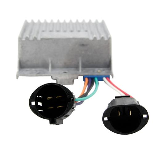 1979-85 Mustang 5.0L Duraspark Ignition Module for Carbureted Manual or Auto Transmission