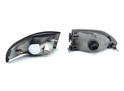 SVE Mustang Diamond Black Headlight Kit (94-98)