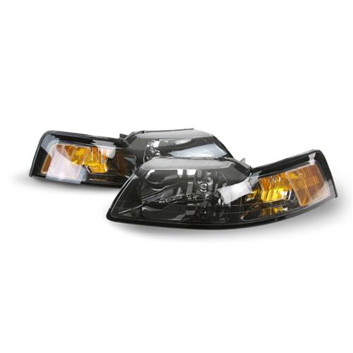 Mustang Headlights 99-04