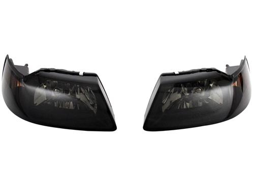 Picture of Mustang Smoked Headlight Kit (99-04)