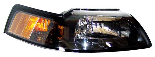 01-04 MUSTANG RH HEADLIGHT
