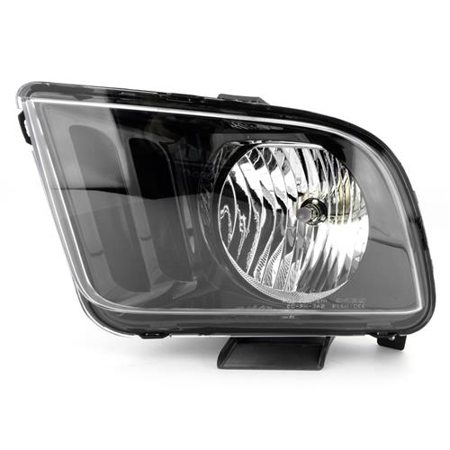 Mustang Headlight - LH (05-09)