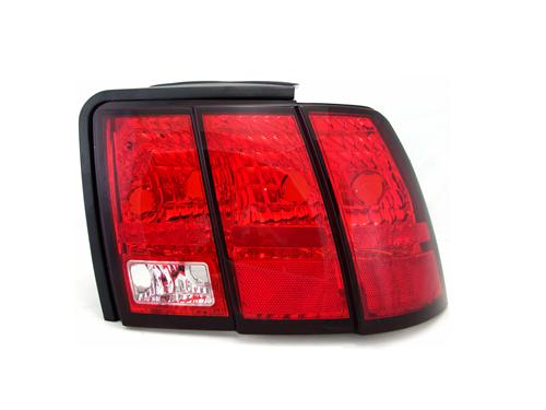 Mustang Tail Light Assembly RH (99-04)
