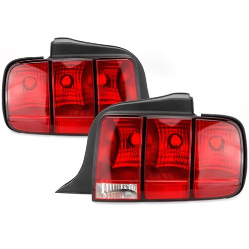 Mustang Tail Light Assembly Kit (05-09)