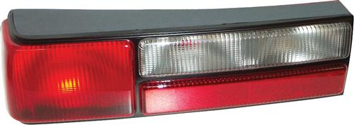 Mustang LX Tail Light Assembly LH (87-93)