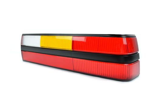Mustang Tail Light Lens - RH  (83-84) E3ZZ-13450A