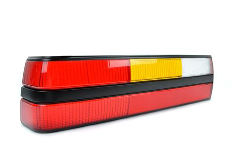 Mustang Tail Light Lens - LH  (83-84) E3ZZ-13451