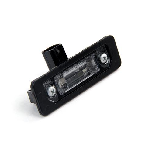 Mustang Rear License Plate Light Housing Assembly (10-14) 8T5Z-13550-B
