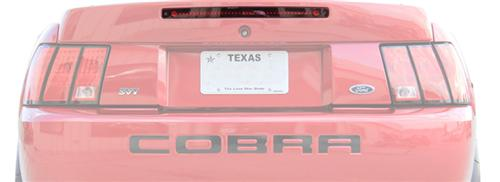 Mustang Cobra 3rd Brake Light (03-04)