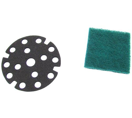 Mustang Horn Button Repair Pad (87-89) E7ZZ-13805-R