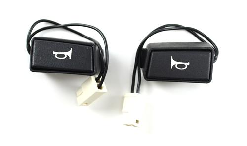 Mustang Horn Switches (90-93) F1AZ-13805
