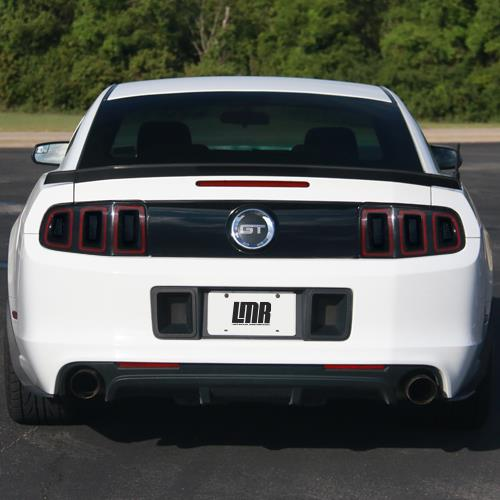 Mustang Smoked Tail Light Tint Kit (13-14)