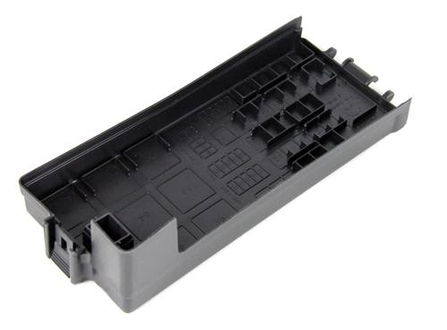 mustang underhood fuse box upper cover 10 14 5z14a003aa. Black Bedroom Furniture Sets. Home Design Ideas