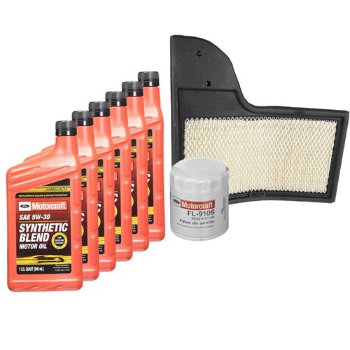 Motorcraft Mustang Maintenance Kit (15-17) Ecoboost