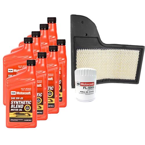 Motorcraft Mustang Maintenance Kit (15-17) GT