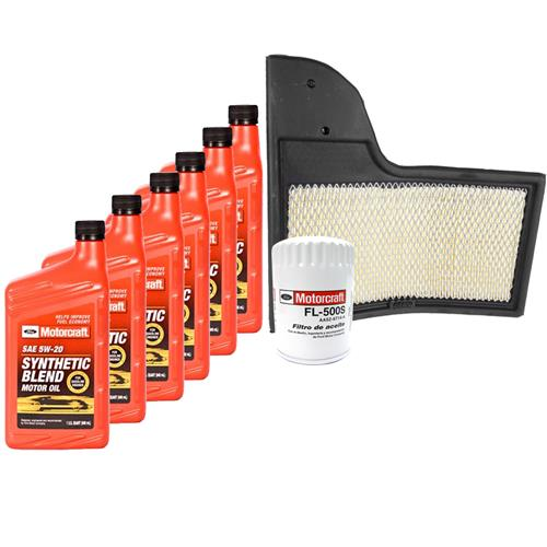 Motorcraft Mustang Maintenance Kit (15-17) V6