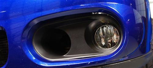 Mustang Cobra Left Hand Fog Light Bezel (03-04) 3Z15B438BA