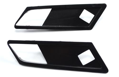 Mustang Front Side Marker Lens Support Pair (79-86) E2ZZ-15455