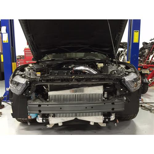 Mustang S550 Procharger Installation: 2016 Mustang V6 Turbo Kit