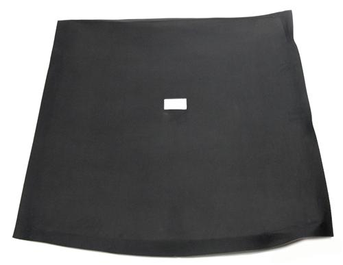 Mustang Headliner with Abs Board Black Cloth (85-91)