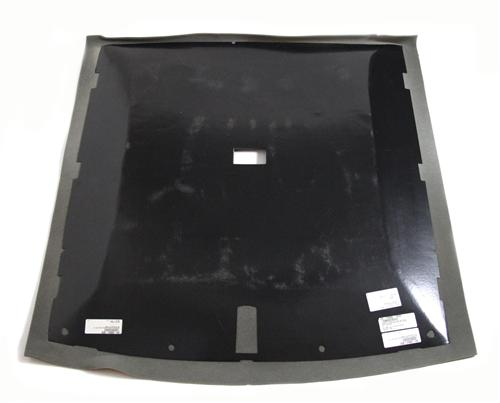 Mustang Headliner with Abs Board Black Cloth (83-84)