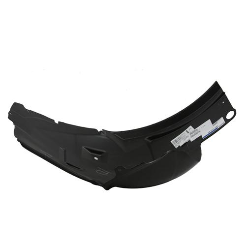 Mustang GT Inner Fender Splash Shield - LH Front Section (05-09)