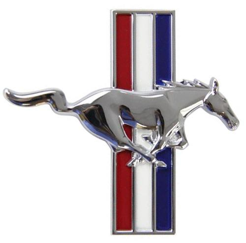 Picture of Mustang Running Pony Fender Emblem Passenger Side (RH) (94-03)