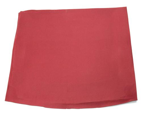 Mustang Headliner with Abs Board Scarlet Red Cloth (87-92) Hatchback With Sunroof
